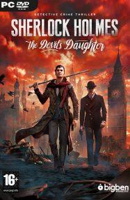 دانلود بازی Sherlock Holmes The Devils Daughter برای کامپیوتر