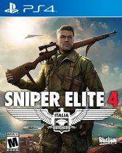 دانلود بازی Sniper Elite 4 برای پلی استیشن 4