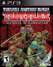 دانلود بازی Teenage Mutant Ninja Turtles برای پلی استیشن 3