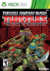 دانلود بازی Teenage Mutant Ninja Turtles: Mutants in Manhattan برای XBOX 360