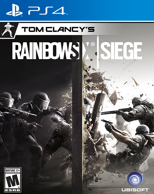 دانلود بازی Tom Clancys Rainbow Six Siege برای PS4 + آپدیت ها