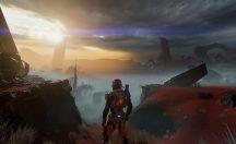 13 دقیقه گیم پلی جدید از بازی Mass Effect Andromeda منتشر شد