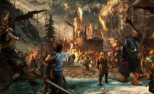 اولین گیم پلی بازی Middle-earth: Shadow of War منتشر شد