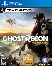 دانلود بازی Tom Clancy's Ghost Recon Wildlands برای PS4