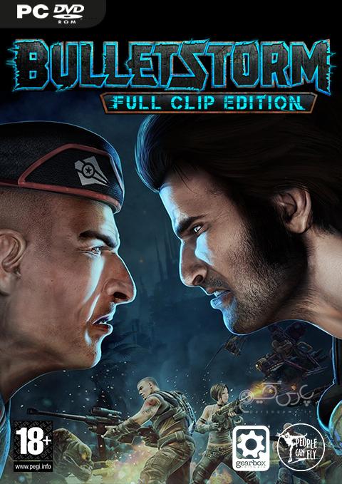 دانلود بازی Bulletstorm: Full Clip Edition برای PC