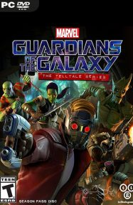 دانلود بازی Marvel's Guardians of the Galaxy: The Telltale Series برای کامپیوتر
