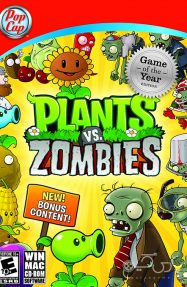 دانلود بازی Plants VS Zombies : Game of the Year Edition برای PC