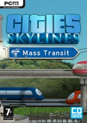 دانلود بازی Cities Skylines : Mass Transit برای PC