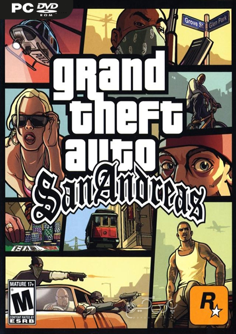 دانلود بازی Grand Theft Auto San Andreas برای PC