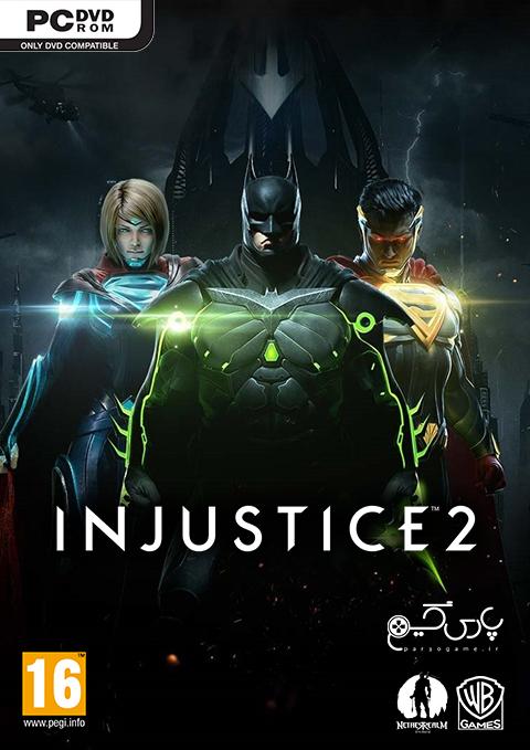 دانلود بازی Injustice 2 برای PC