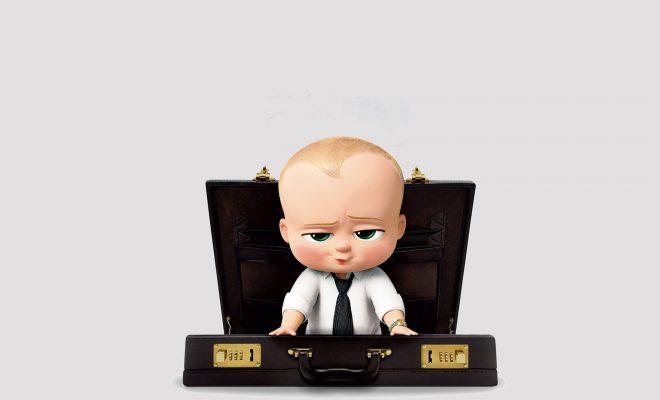 دانلود انیمیشن بچه رئیس - The Boss Baby 2017