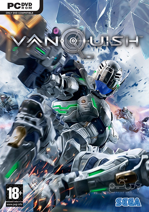 دانلود بازی Vanquish برای PC