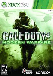 دانلود بازی Call of Duty 4 Modern Warfare برای XBOX 360