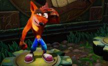 نمایش جدید بازی Crash Bandicoot N. Sane Trilogy منتشر شد