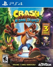 دانلود بازی Crash Bandicoot N. Sane Trilogy برای PS4