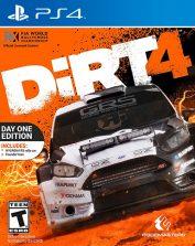 دانلود بازی DiRT 4 برای PS4 + آپدیت ها