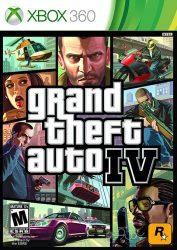 دانلود بازی Grand Theft Auto IV برای XBOX 360