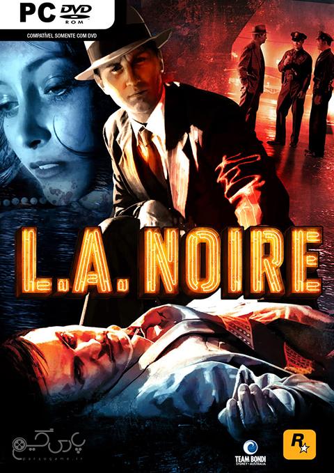 دانلود بازی L.A. Noire برای PC