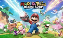 بازی Mario & Rabbids Kingdom Battle رسما رونمایی شد [E3 2017]