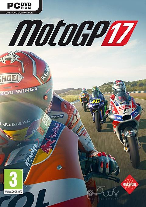 دانلود بازی MotoGP 17 برای PC