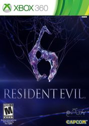 دانلود بازی Resident Evil 6 برای XBOX 360