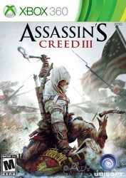 Assassin's Creed III برای XBOX 360