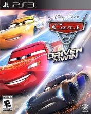 دانلود بازی Cars 3 Driven to Win برای پلی استیشن 3
