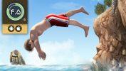 دانلود بازی Flip Diving برای اندروید و آیفون، آیپاد و آیپد