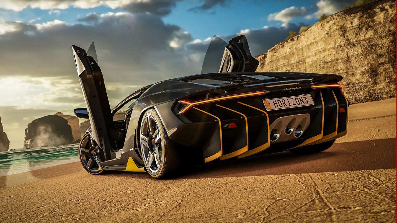 رفع مشکلات بازی Forza Horizon 3