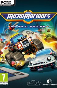 دانلود بازی Micro Machines World Series برای PC