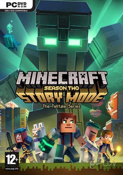 دانلود بازی Minecraft: Story Mode – Season Two برای PC