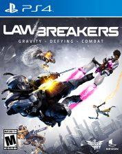 دانلود بازی LawBreakers برای PS4