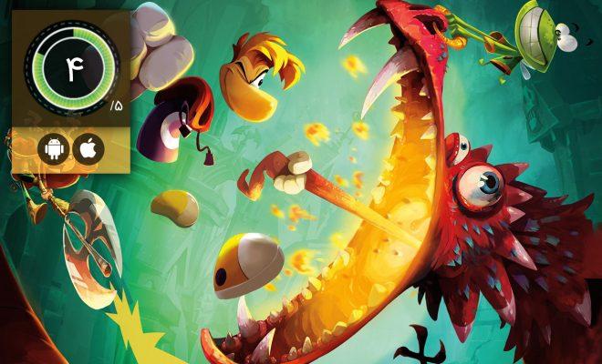 دانلود بازی Rayman Legends Beatbox برای اندروید و آیفون، آیپاد و آیپد
