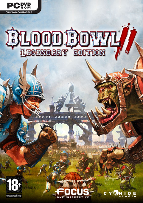 دانلود بازی Blood Bowl 2 Legendary Edition برای PC