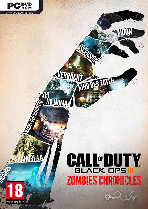 دانلود بازی Call of Duty Black Ops III Zombies Chronicles برای PC