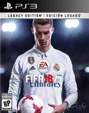 دانلود بازی FIFA 18 برای PS3