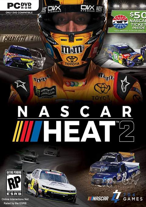 دانلود بازی NASCAR Heat 2 برای PC