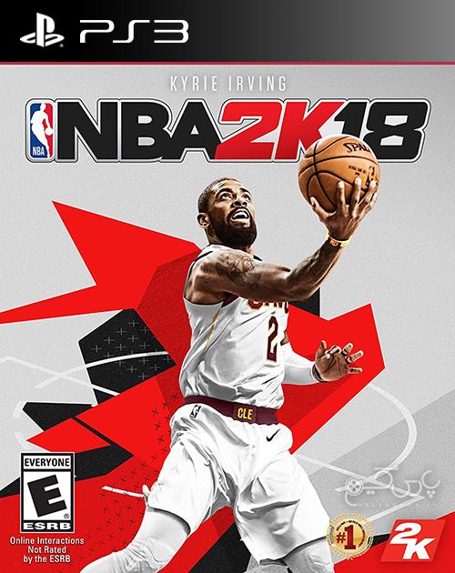دانلود بازی NBA 2K18 برای PS3