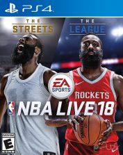 دانلود بازی NBA Live 18 برای PS4