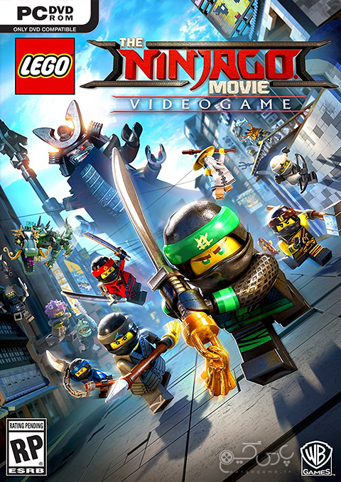 دانلود بازی The LEGO Ninjago برای PC
