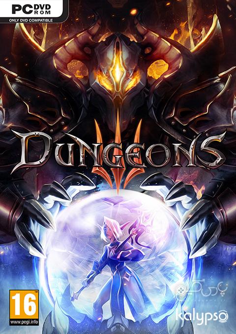 دانلود بازی Dungeons 3 برای PC