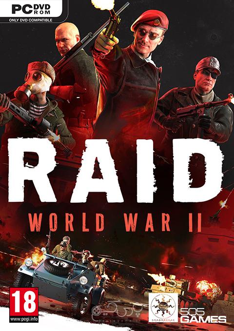 دانلود بازی Raid World War II برای PC