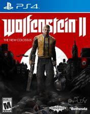 دانلود بازی Wolfenstein II The New Colossus برای PS4