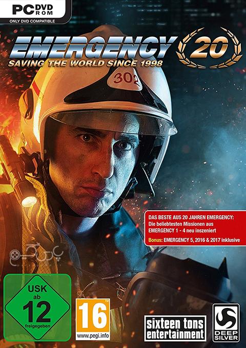 دانلود بازی Emergency 20 برای PC