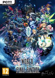 دانلود بازی World of Final Fantasy برای PC