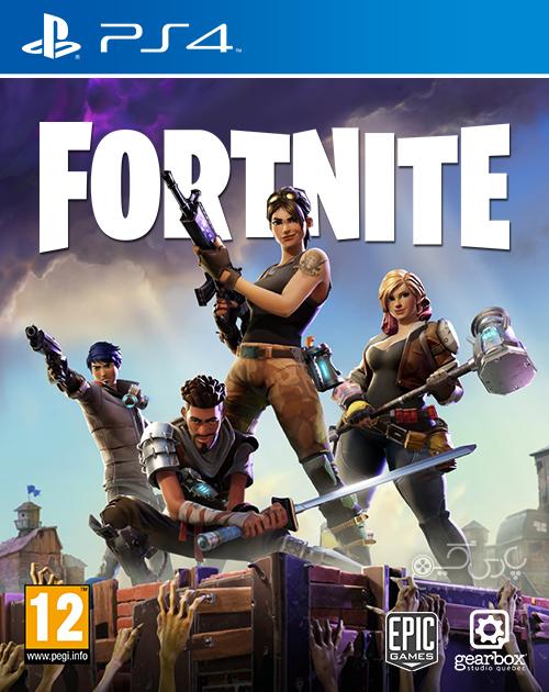 دانلود بازی Fortnite برای PS4 + آپدیت ها