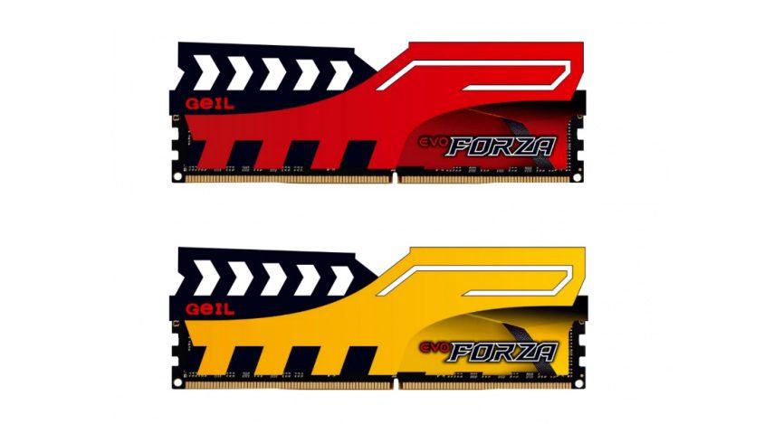 GEIL EVO Forza DDR4 4GB 2400Mhz