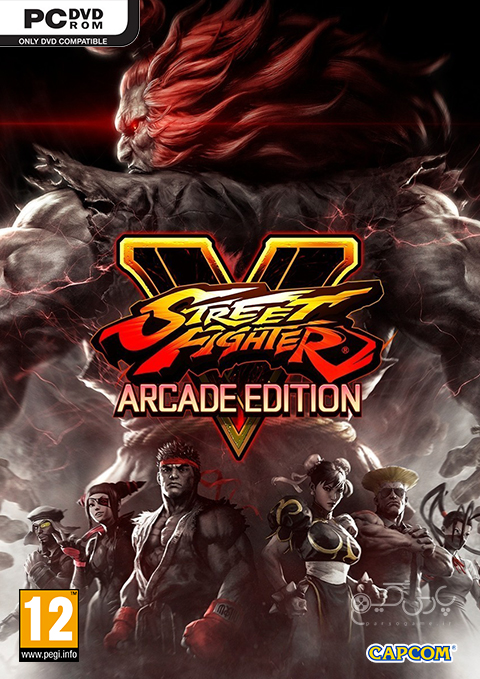 دانلود بازی Street Fighter V: Arcade Edition برای PC