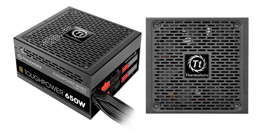 Thermaltake Toughpower 650W Gold Modular Power Supply