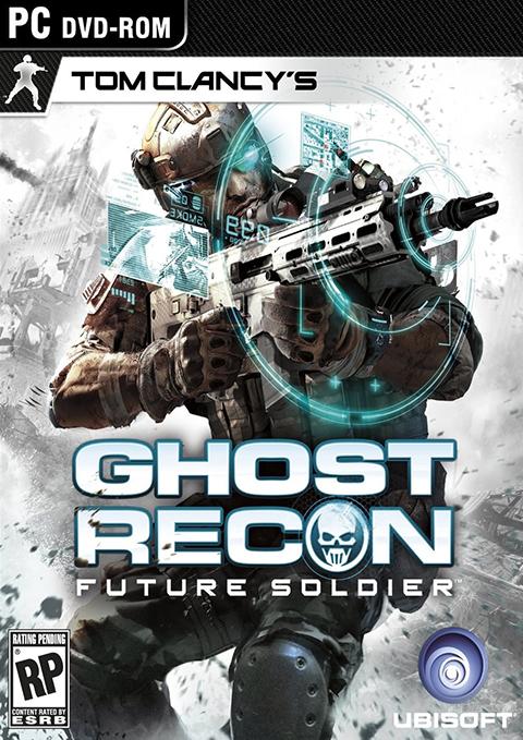 دانلود بازی Tom Clancy's Ghost Recon Future Soldier برای PC